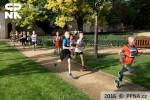Běh zámeckým parkem